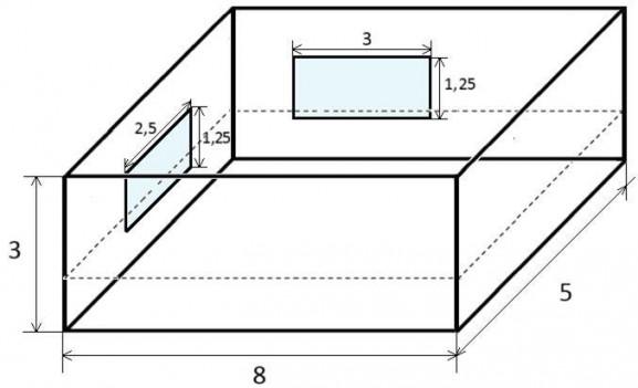 besoins en clairage naturel le facteur de lumi re du jour bbs slama. Black Bedroom Furniture Sets. Home Design Ideas